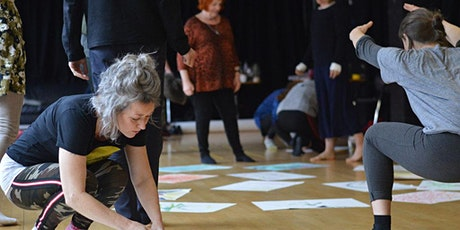 Movement and dance workshop tickets