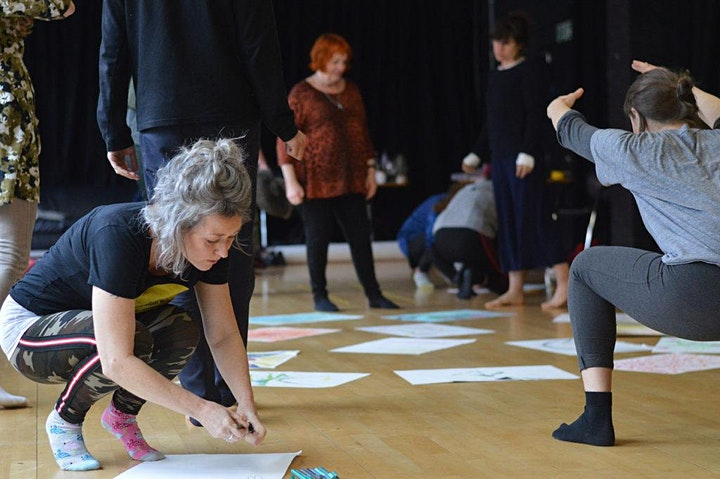 Movement and dance workshop image
