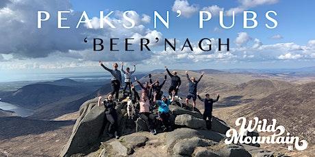 Peaks n' Pubs - 'Beer'nagh tickets