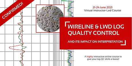 Wireline and LWD Log Quality Control and its Impact on Interpretation tickets