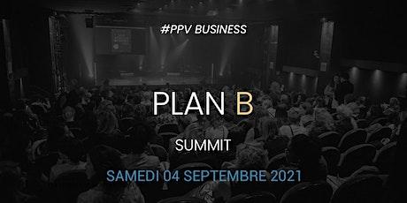 PLAN B SUMMIT - Septembre tickets