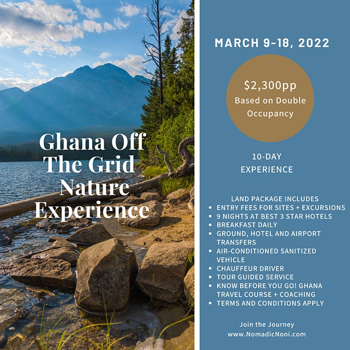 Ghana off the Grid: Plan Your Adventure image