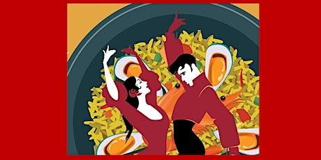 Flamenco Dinner Show Experience tickets