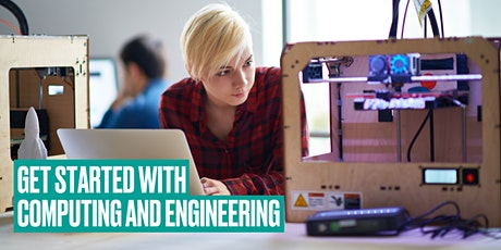 Get Started with Computing and Engineering (STEM) tickets