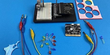Micro:bit Challenge: Einstieg ins Programmieren & Prototyping - Ferienwoche Tickets