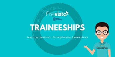 Prevista Traineeship Online Open Evening tickets