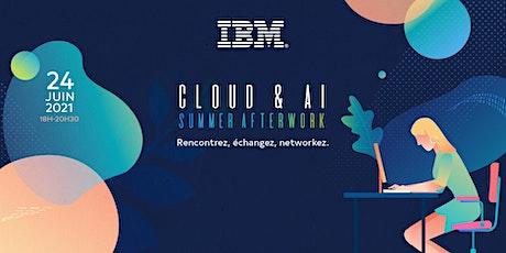 Cloud & AI Summer Afterwork par IBM billets