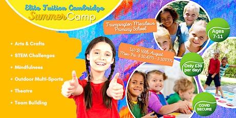 SUMMER CAMP 2021 | Trumpington, Cambridge tickets