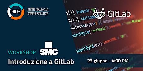 Workshop GitLab biglietti