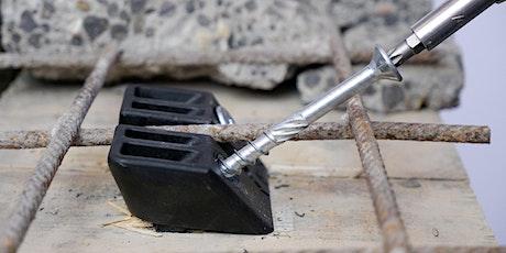 WEBINAR INGEGNERI  | Costruire e consolidare i solai in legno-calcestruzzo biglietti