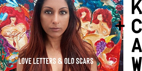 LOVE LETTERS & OLD SCARS • ART EXHIBITION • NOTTING HILL • KCAW tickets