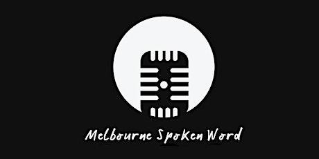 Melbourne Spoken Word Presents: Fresh Voices Open Mic Night tickets