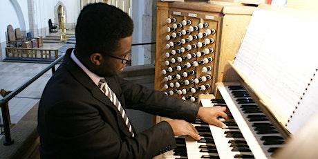 Organ Recital with William Campbell tickets