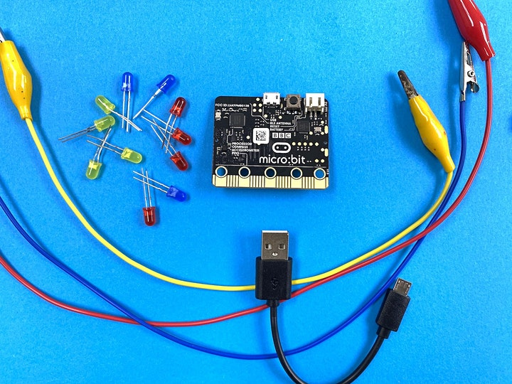 Micro:bit Challenge: Einstieg ins Programmieren & Prototyping - Ferienwoche: Bild