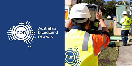 Learn more about NBN : 3 Part Online  Workshops - Be Connected Program tickets