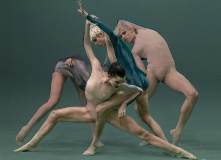Afbeelding van Narcissus & Echo - a VR dance performance