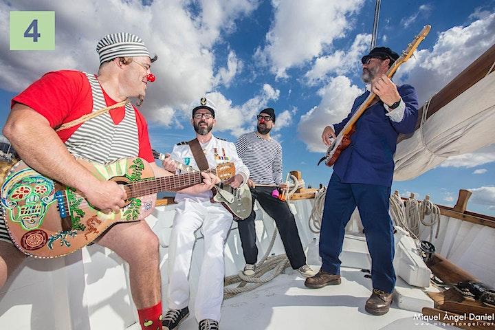 Imagen de A la mar. Concert de Trencaclosques.