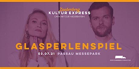 Glasperlenspiel  • Passau • Zauberberg Kultur Express Tickets