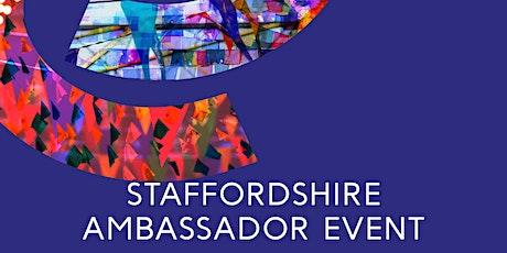 Staffordshire Ambassador Event - September 2021 tickets
