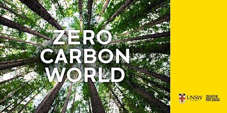 Zero Carbon World tickets