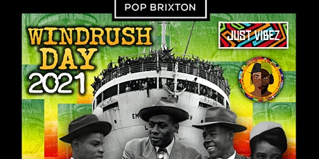 WINDRUSH DAY @POPBRIXTON tickets