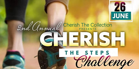 2021 Cherish The Steps Virtual/In-Person Challenge tickets