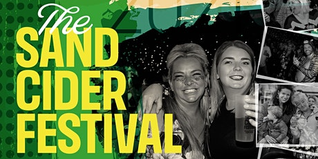 Sand Cider Festival 2021 - Early Bird Booking tickets