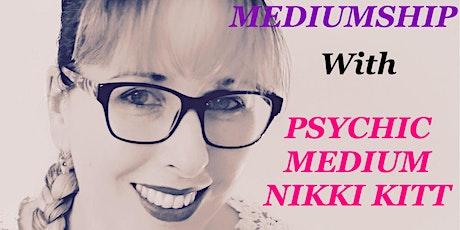 Evening of Mediumship with Nikki Kitt - Chacewater tickets