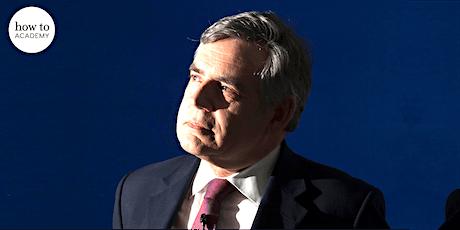 Gordon Brown – Seven Ways to Change the World tickets