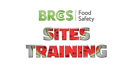 BRCGS Food Safety Issue 8 Sites Training tickets