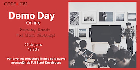 Demo Day - Bootcamp Full Stack JavaScript Tickets