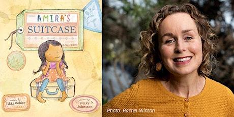 Vikki Conley Book Launch: Amira's Suitcase tickets