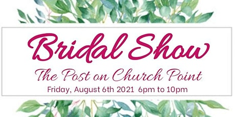Bridal Show at The POST tickets