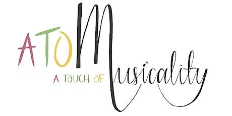 New Beginnings the ATOM Music Festival tickets