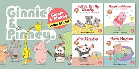 Ginnie & Pinney: Book Launch tickets