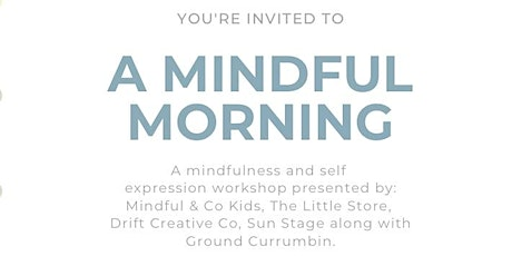 A Mindful Morning tickets