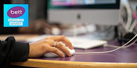 Digital security briefing for primary schools tickets