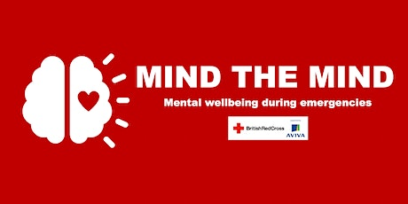 Mind the Mind: Mental wellbeing for emergencies tickets