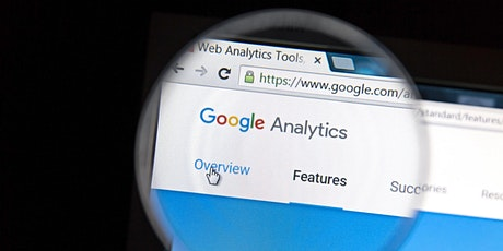 Training Event – Introduction to Google Analytics with Emarketeers tickets