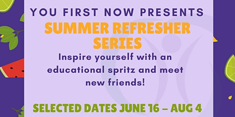 Summer Refresher Series - Toxic Stress Recovery Bodywork tickets