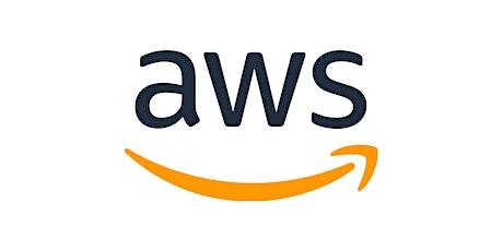4 Weekends Beginners AWS cloud computing Training Course Geneva tickets