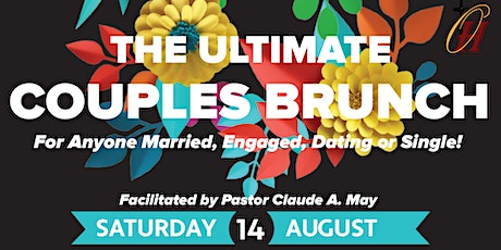 The Ultimate Couples Brunch tickets