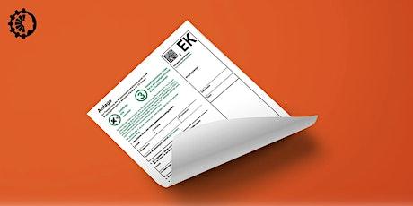 EKS für Selbständige beim Jobcenter! Tickets