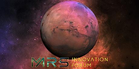 MARS INNOVATION FORUM: In-Situ Resource Utilization tickets