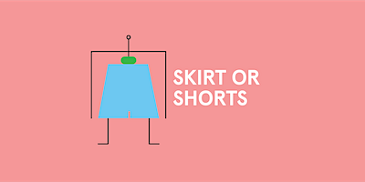 Sewing Class: Skirt or Shorts