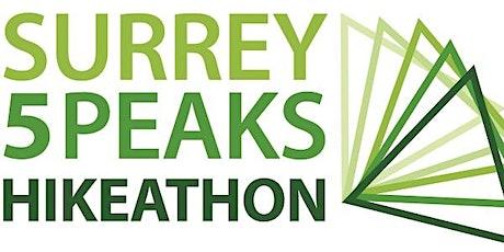Surrey 5 Peaks 2021 tickets