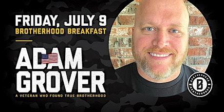 COTM Brotherhood  Breakfast with Adam Grover tickets