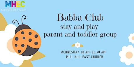 Copy of Babba Club tickets