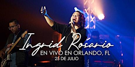 Ingrid Rosario CONCIERTO EN VIVO - ORLANDO, FL tickets