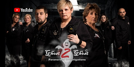 Fort Purbrook Ghost Hunt £39.00 tickets